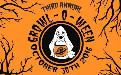 Third Annual Growl-O-Ween Event at Center of Universe Brewery