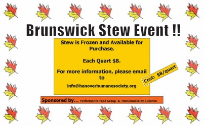 Brunswick Stew Sale