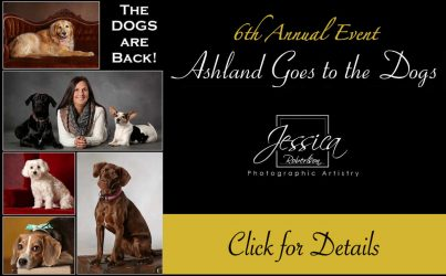 Sixth Annual Ashland Goes to the Dogs Event!