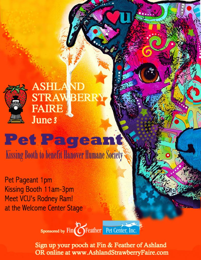 Pet Pageant 2017 Poster