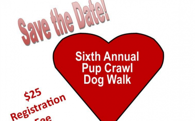 Sixth Annual Pup Crawl Dog Walk