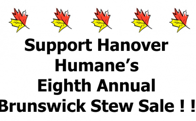 Eighth Annual Brunswick Stew Sale